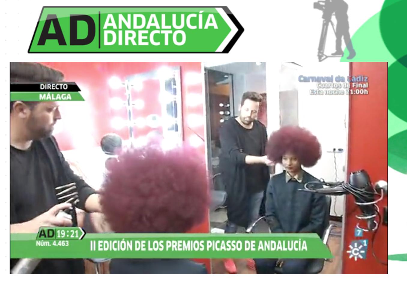 Andalucía Directo. Rafael Bueno